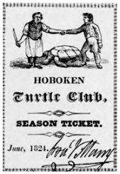 Hoboken Turtle Club Season Ticket