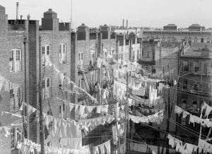 NYC clotheslines