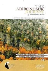 The Adirondack Journal of Environmental Studies
