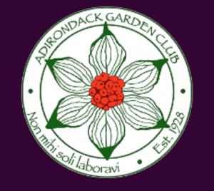 adirondack garden club logo