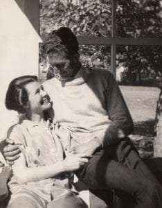 Betty Koop and friend