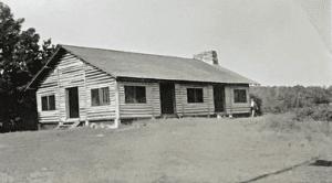 Camp Chepontuc Main Lodge pre fire