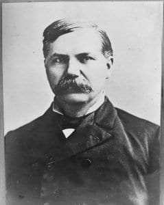 David Henderson courtesy Library of Congress