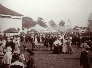 The Saratoga County Fairgrounds Early 20th century