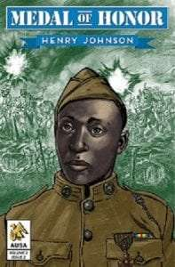 medal of honor henry johnson