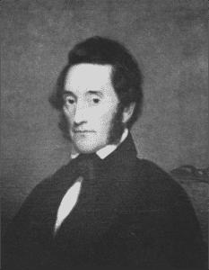Farrand Benedict portrait