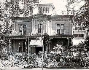 saratoga victorian house